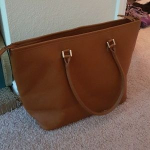 Brown handbag from H&M